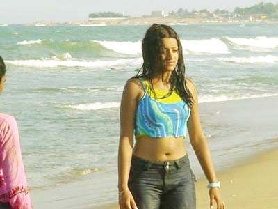 Trisha In Bikini. Actress Trisha is going to